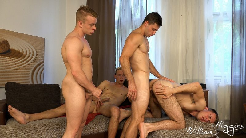 raw gay sex orgy